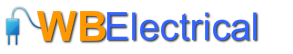 WB Electircal of Swindon Logo, client of illogic